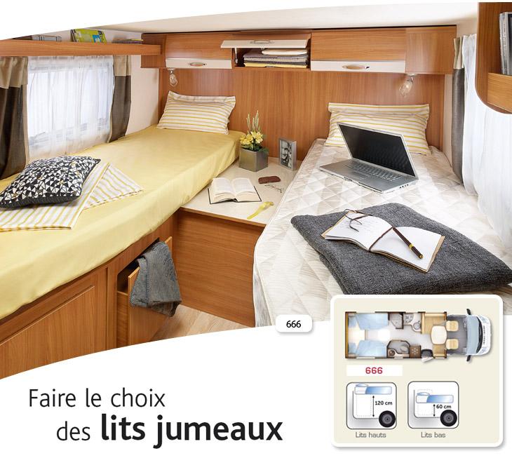 si les lits jumeaux sont particulirement recherchs par la clientle allemandenordique les camping caristes franais sont de plus - Lits Jumeaux